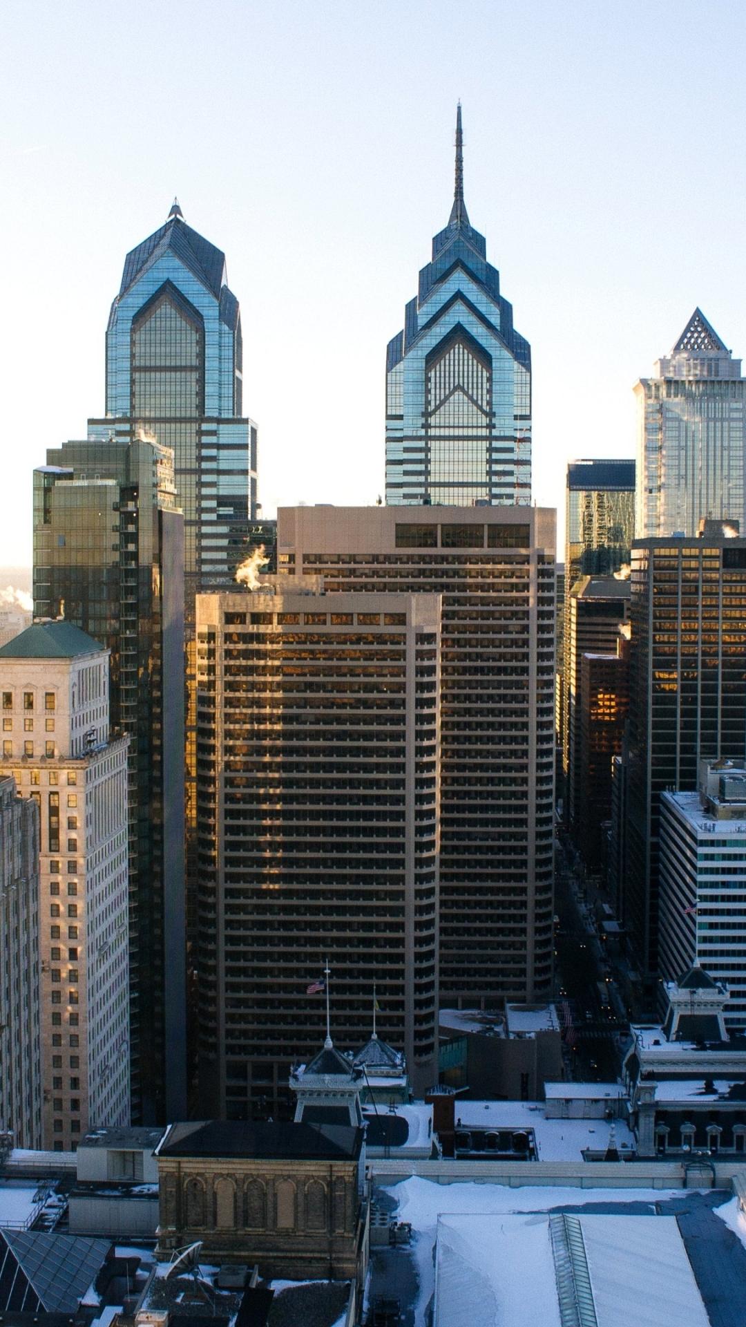 Man Made Philadelphia 1080x1920 Wallpaper Id 586395