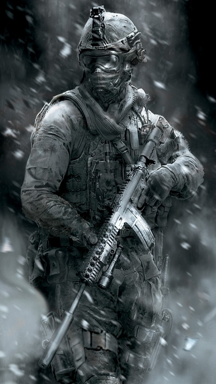 Video Game Call Of Duty Modern Warfare 2 720x1280 Wallpaper Id