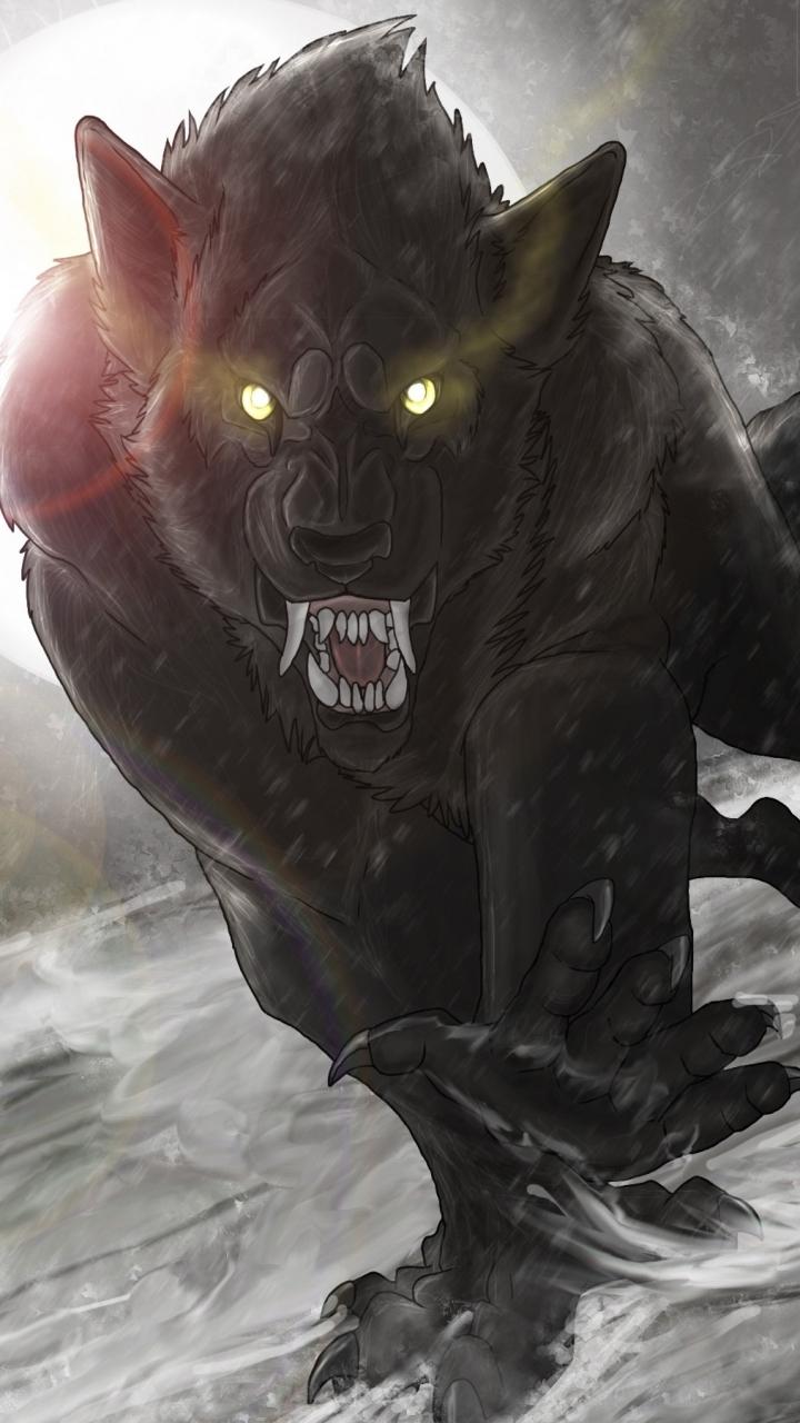 Werewolf Wallpaper Iphone | www.imgkid.com - The Image Kid ...