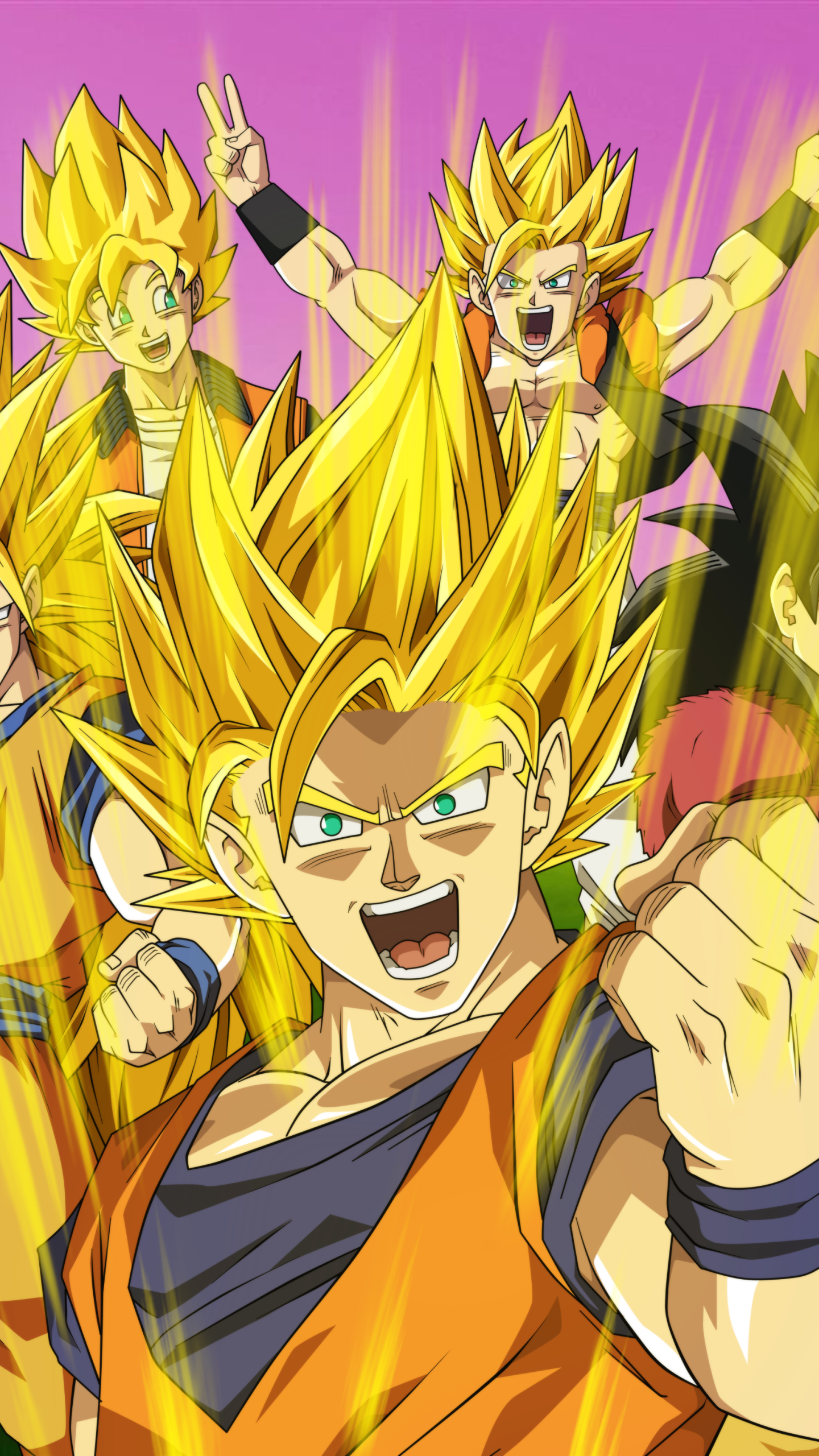 iPhone 6 - Anime/Dragon Ball Z - Wallpaper ID: 588568