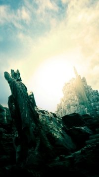 1 Minas Tirith 720x1280 Wallpapers Mobile Abyss