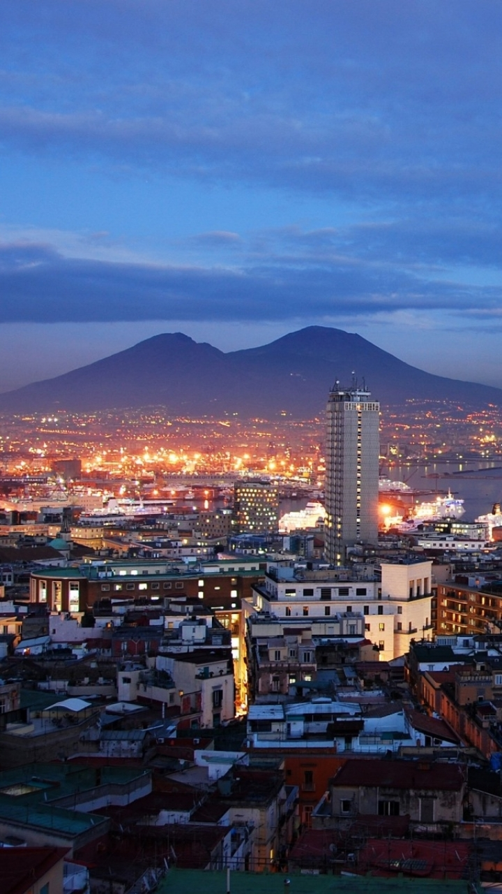 Man made naples 720x1280 wallpaper id 589049 mobile abyss - Naples italy wallpaper ...