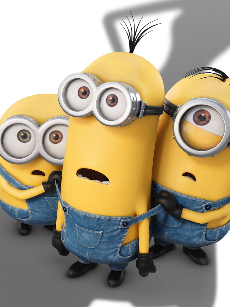 movie/minions (768x1024) wallpaper id: 590619 - mobile abyss