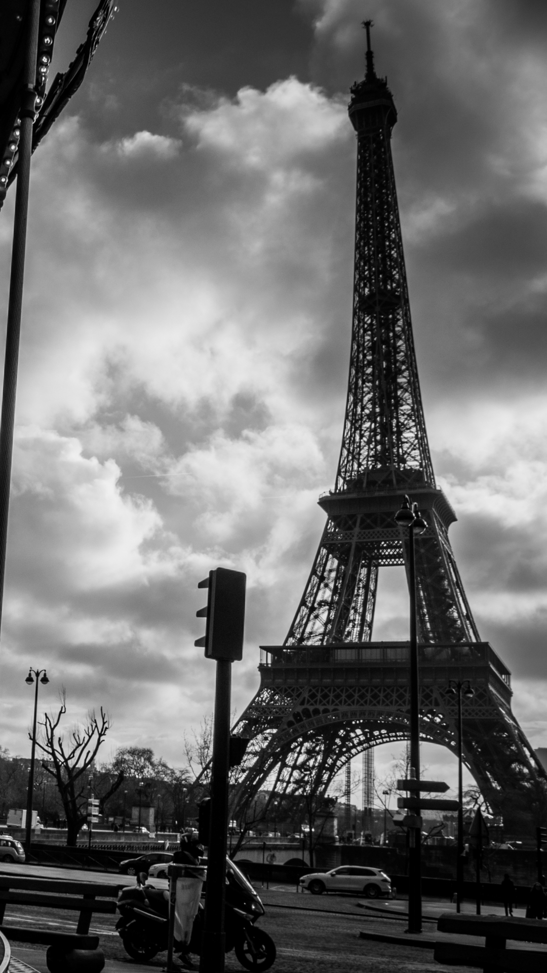 Iphone 6 Eiffel Tower Wallpaper