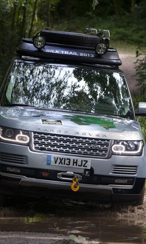 Vehicles2015 Land Rover Range Rover Hybrid 480x800 Wallpaper Id