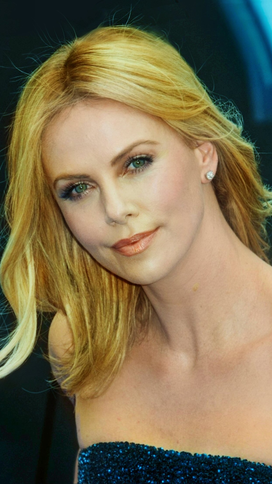 Celebrity Charlize Theron 1080x1920 Wallpaper ID 591739