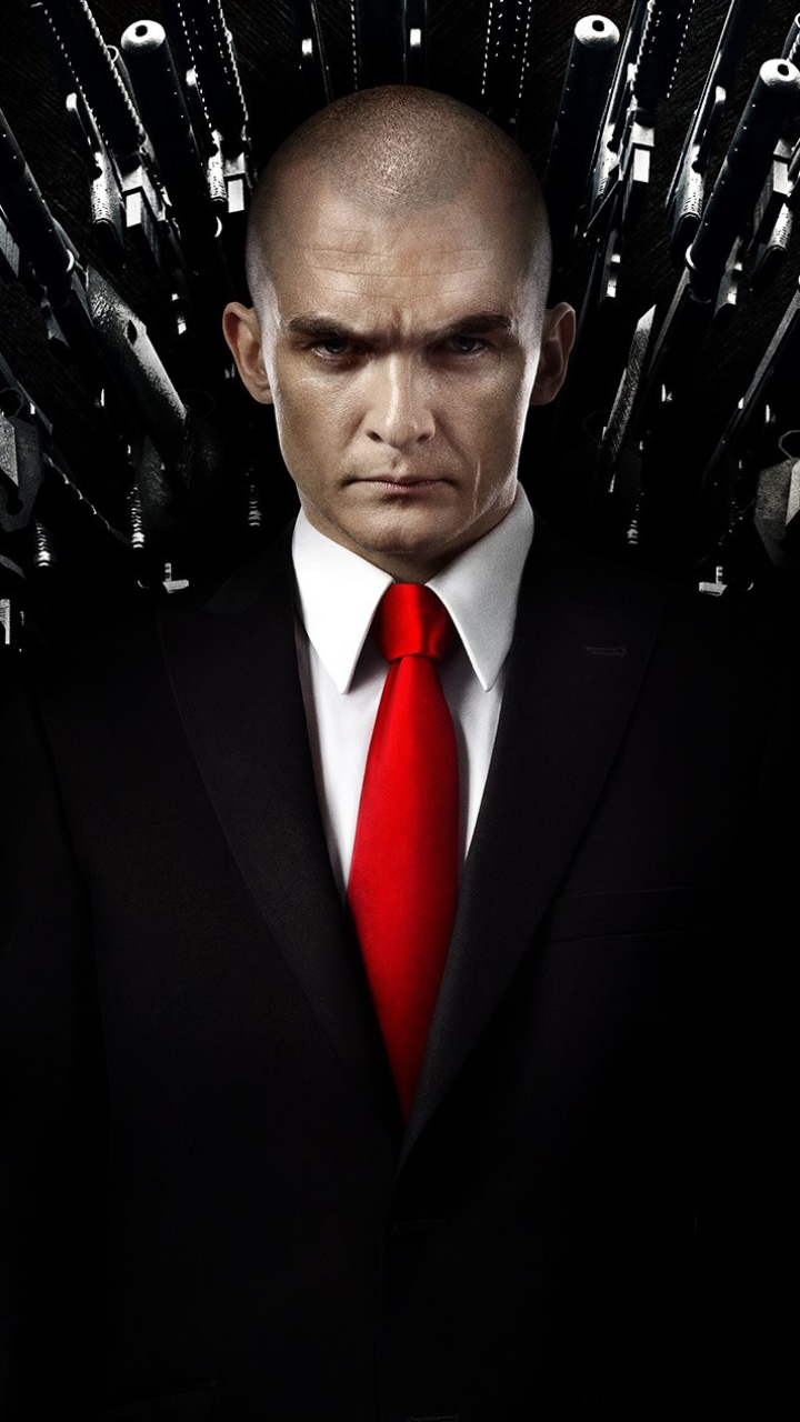movie/hitman: agent 47 (720x1280) wallpaper id: 592199 - mobile abyss