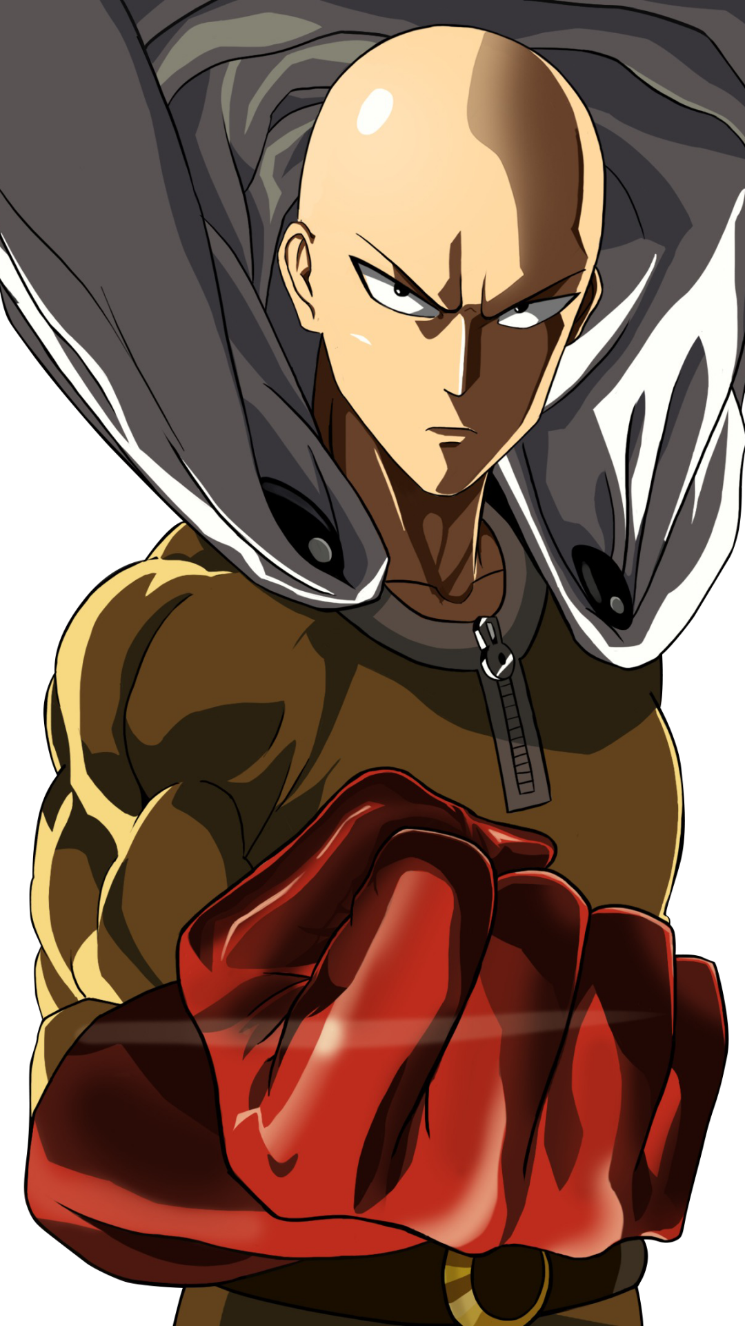 75 One Punch Man Apple Iphone 6 750x1334 Wallpapers Mobile Abyss