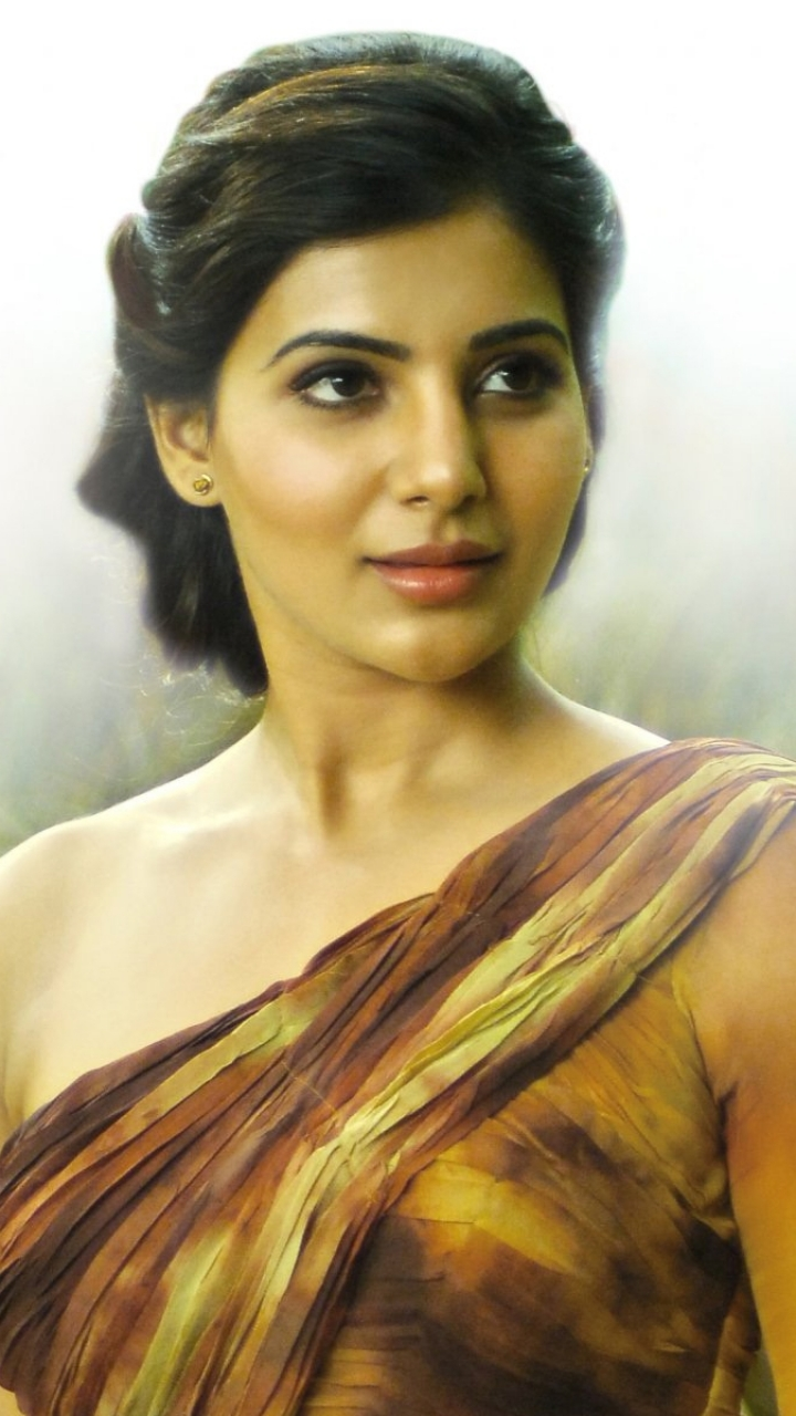 celebrity/samantha ruth prabhu (720x1280) wallpaper id: 593260