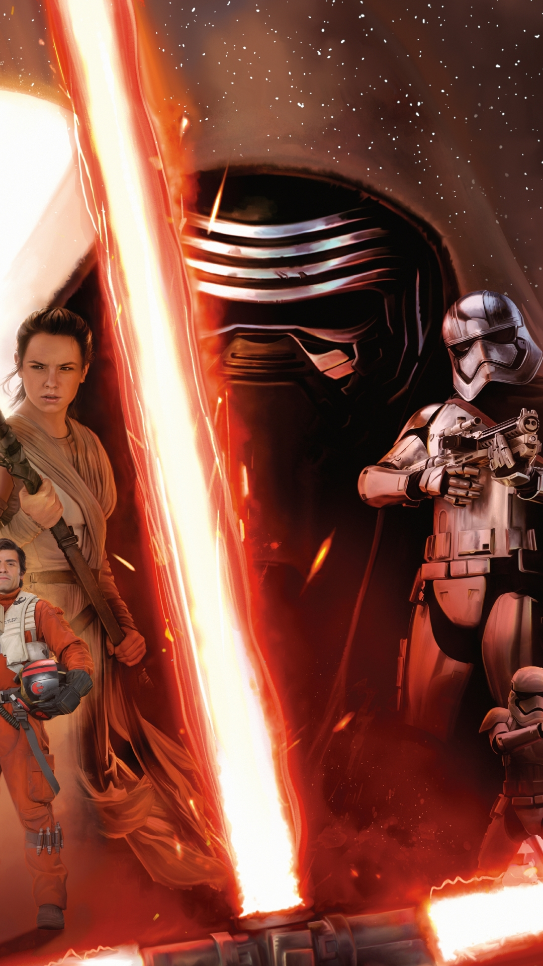 iphone 6 plus - movie/star wars episode vii: the force awakens