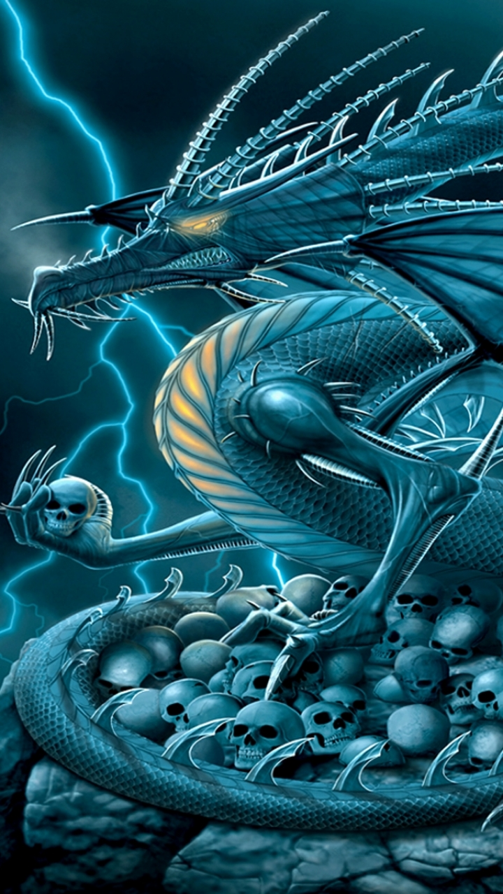 720x1280 - Fantasy/Dragon - Wallpaper ID: 593702