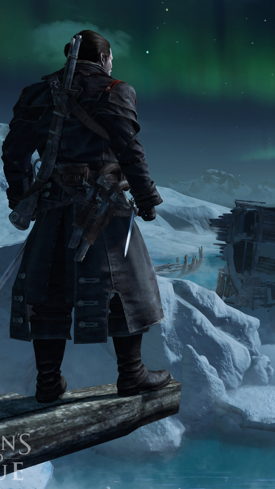 Video Game Assassin S Creed Rogue 1080x1920 Wallpaper Id 593946