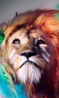 152 Lion Samsung Galaxy J1 480x800 Wallpapers Mobile Abyss