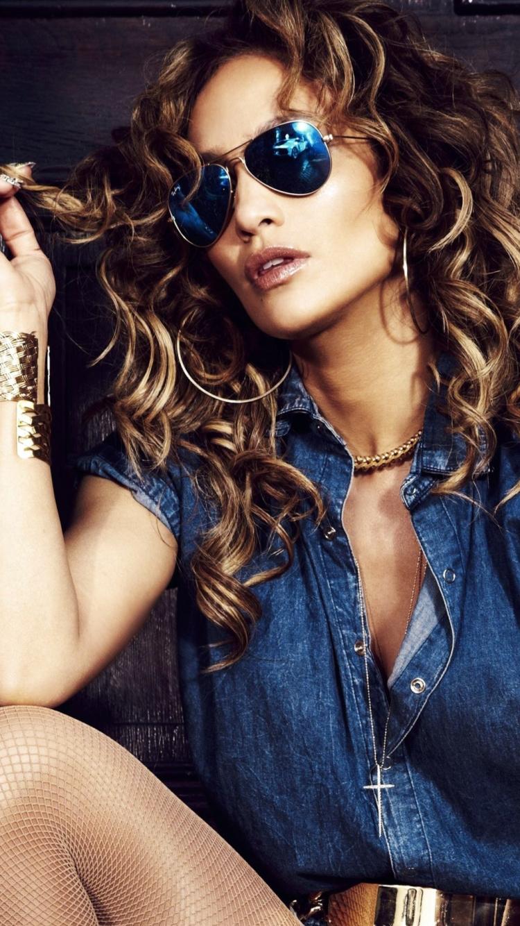 Celebrityjennifer Lopez 750x1334 Wallpaper Id 594029