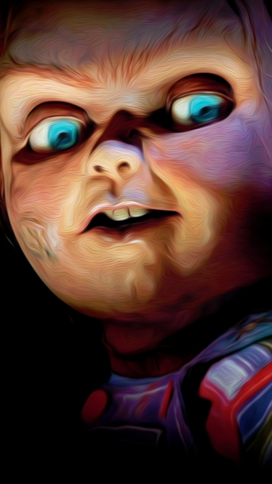 Movie Curse Of Chucky 540x960 Wallpaper ID 594458