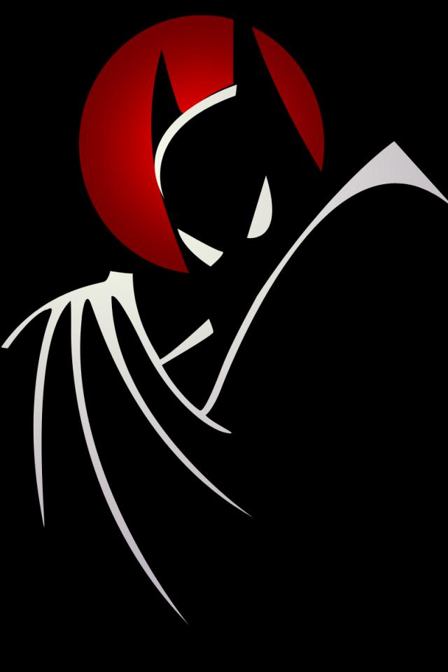 Tv Show Batman The Animated Series 640x960 Wallpaper Id