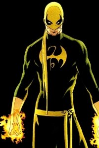 IRON FIST is < the other Marvel/Netflix series, but still worth seeing for fans...