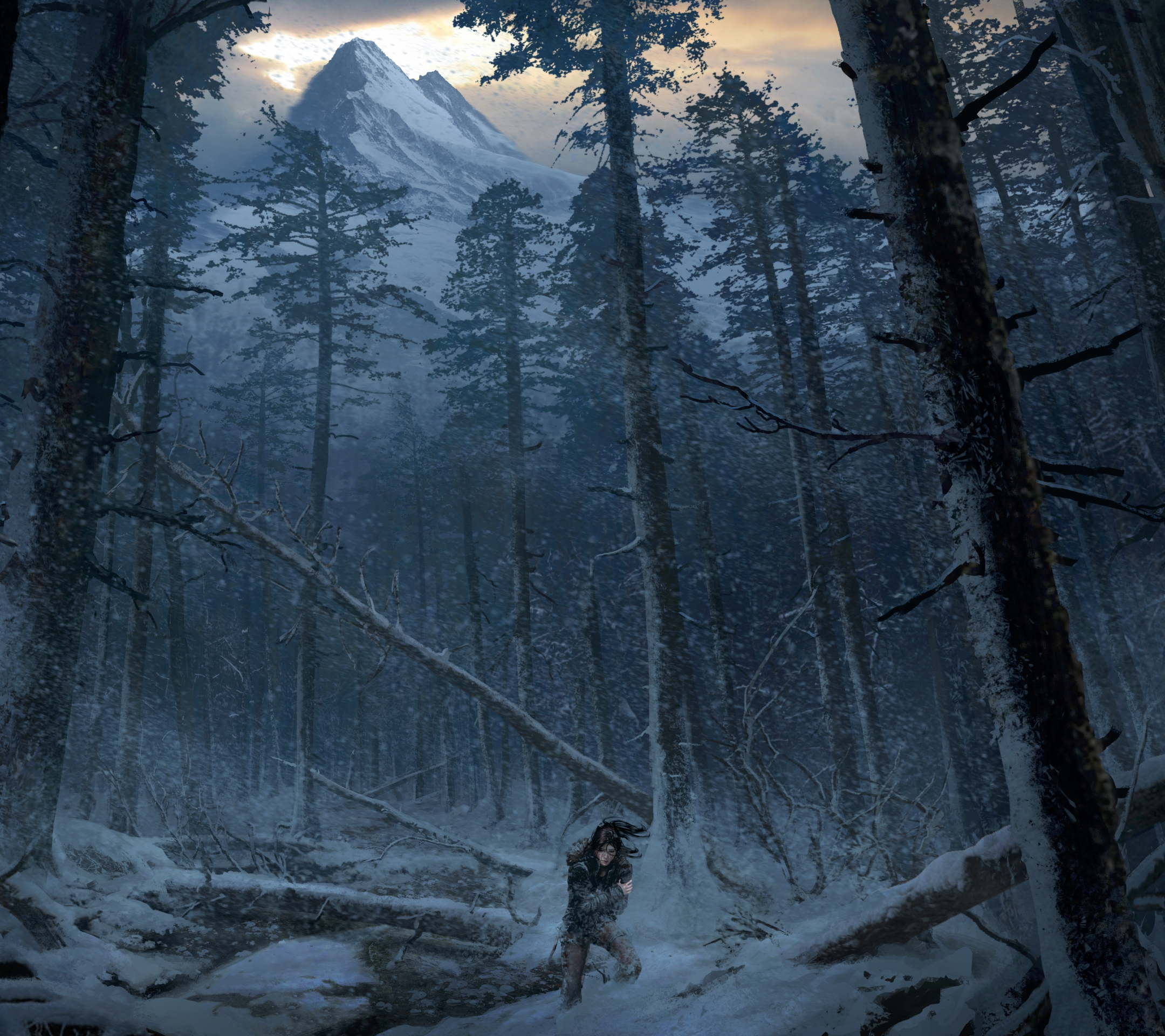 Tomb Raider Hd Wallpapers 1080p: Rise Of The Tomb Raider Video Game Wallpapers (42