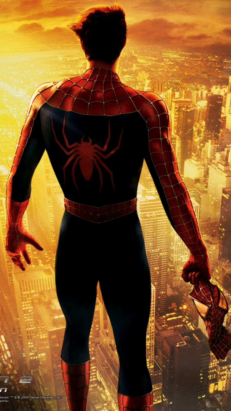 movie/spider-man 2 (750x1334) wallpaper id: 596152 - mobile abyss