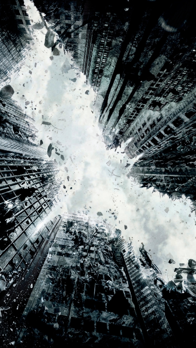 Movie The Dark Knight Rises 750x1334 Wallpaper Id 596216