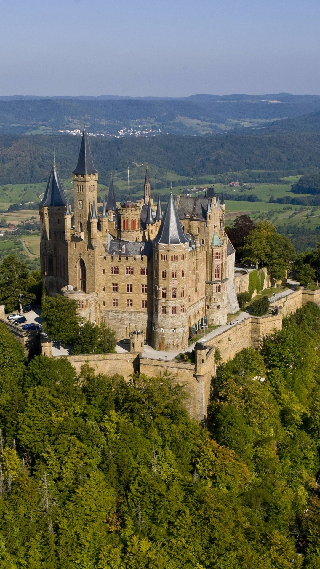 hohenzollern castle by dirtypaws13 - photo #5