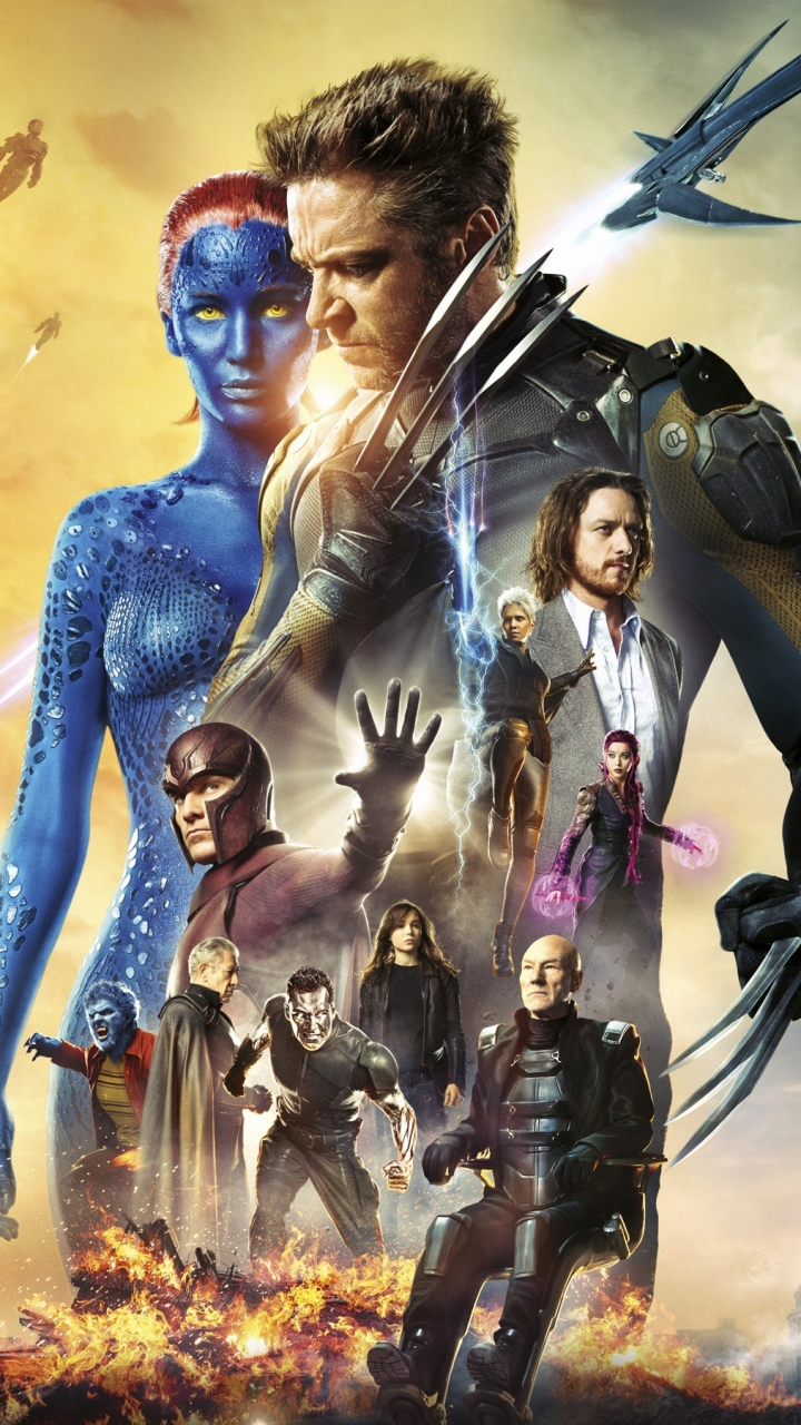 Movie X Men Days Of Future Past 720x1280 Wallpaper Id 597606