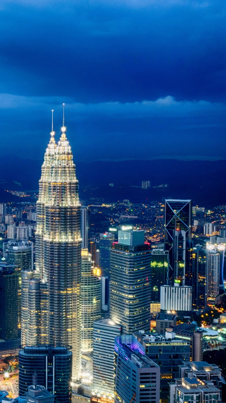Man Made Kuala Lumpur 750x1334 Wallpaper Id 597995 Mobile Abyss
