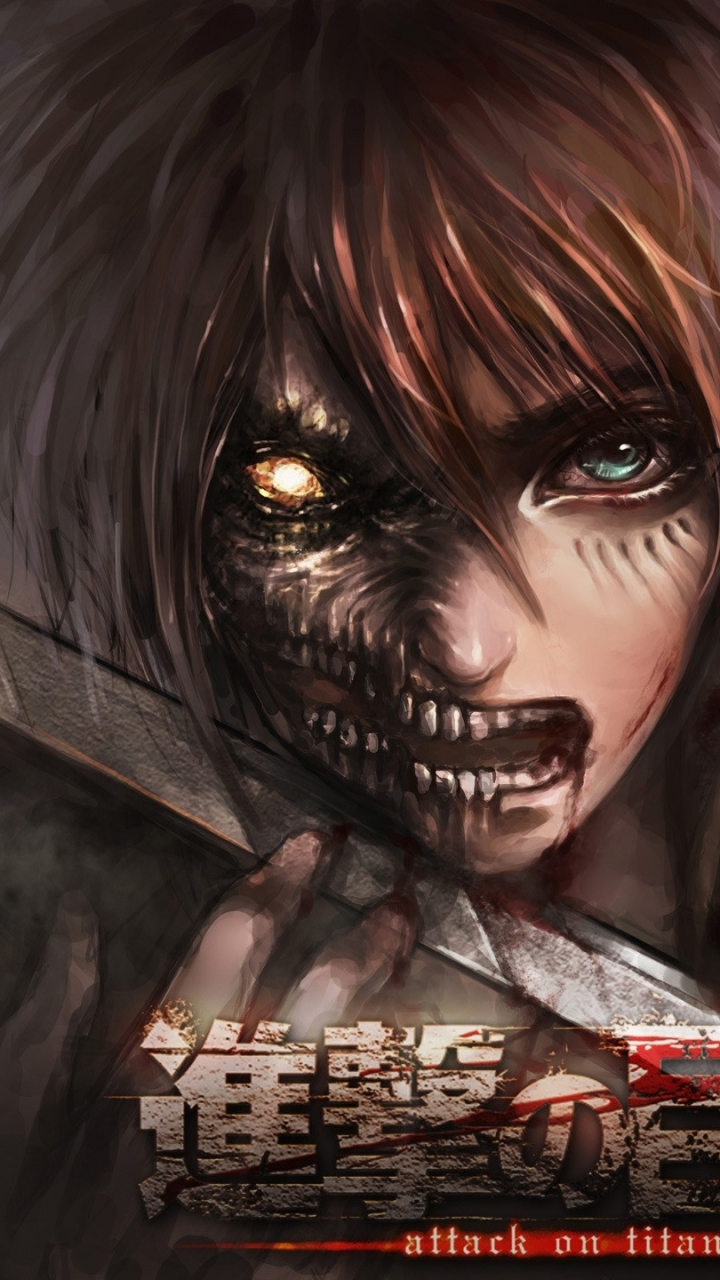 Anime Attack On Titan 720x1280 Wallpaper Id 601050 Mobile Abyss