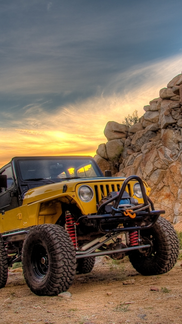 720x1280 VehiclesJeep Wallpaper ID 601180