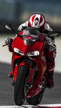 1 Ducati 899 Panigale Apple IPhone 5 640x1136 Wallpapers