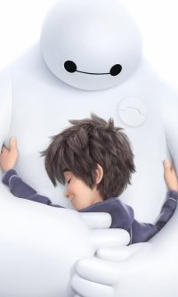 Baymax 480x800 13 Wallpapers