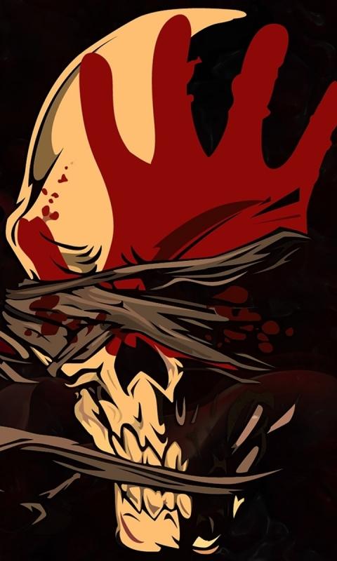 Music Five Finger Death Punch 480x800 Mobile Wallpaper