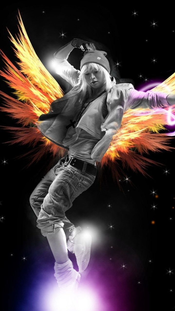 Music Dance 720x1280 Wallpaper Id 602536 Mobile Abyss