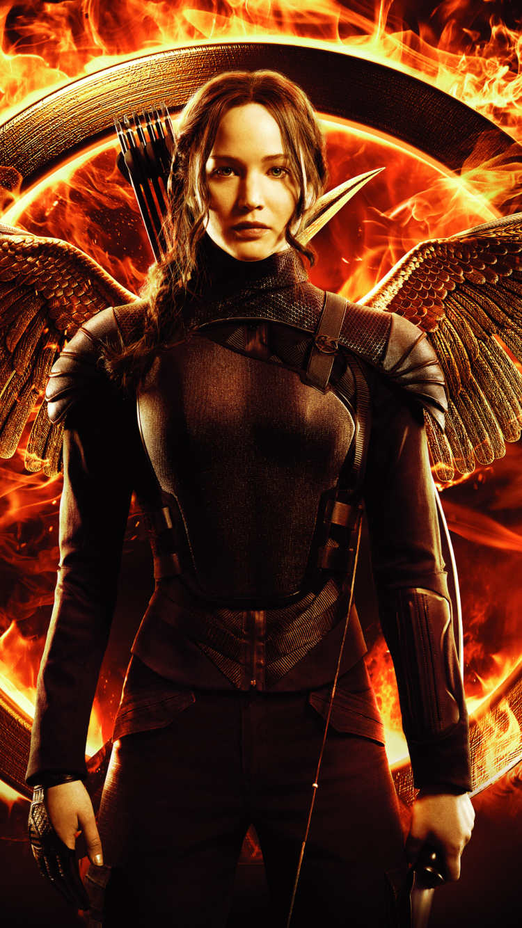 katniss everdeen iphone wallpaper wwwpixsharkcom