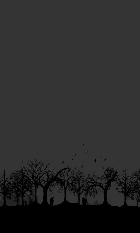 Dark Forest 480x800 Wallpaper Id 603001 Mobile Abyss