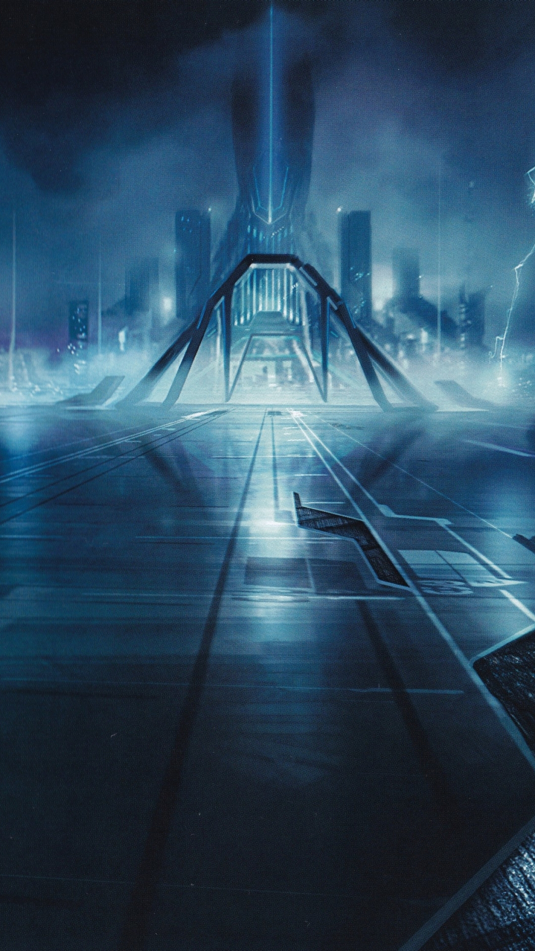 movie/tron: legacy (1080x1920) wallpaper id: 605432 - mobile abyss