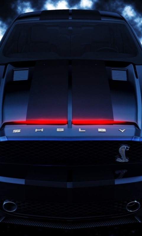 Vehicles Ford Mustang Shelby Gt500 480x800 Wallpaper Id 605514