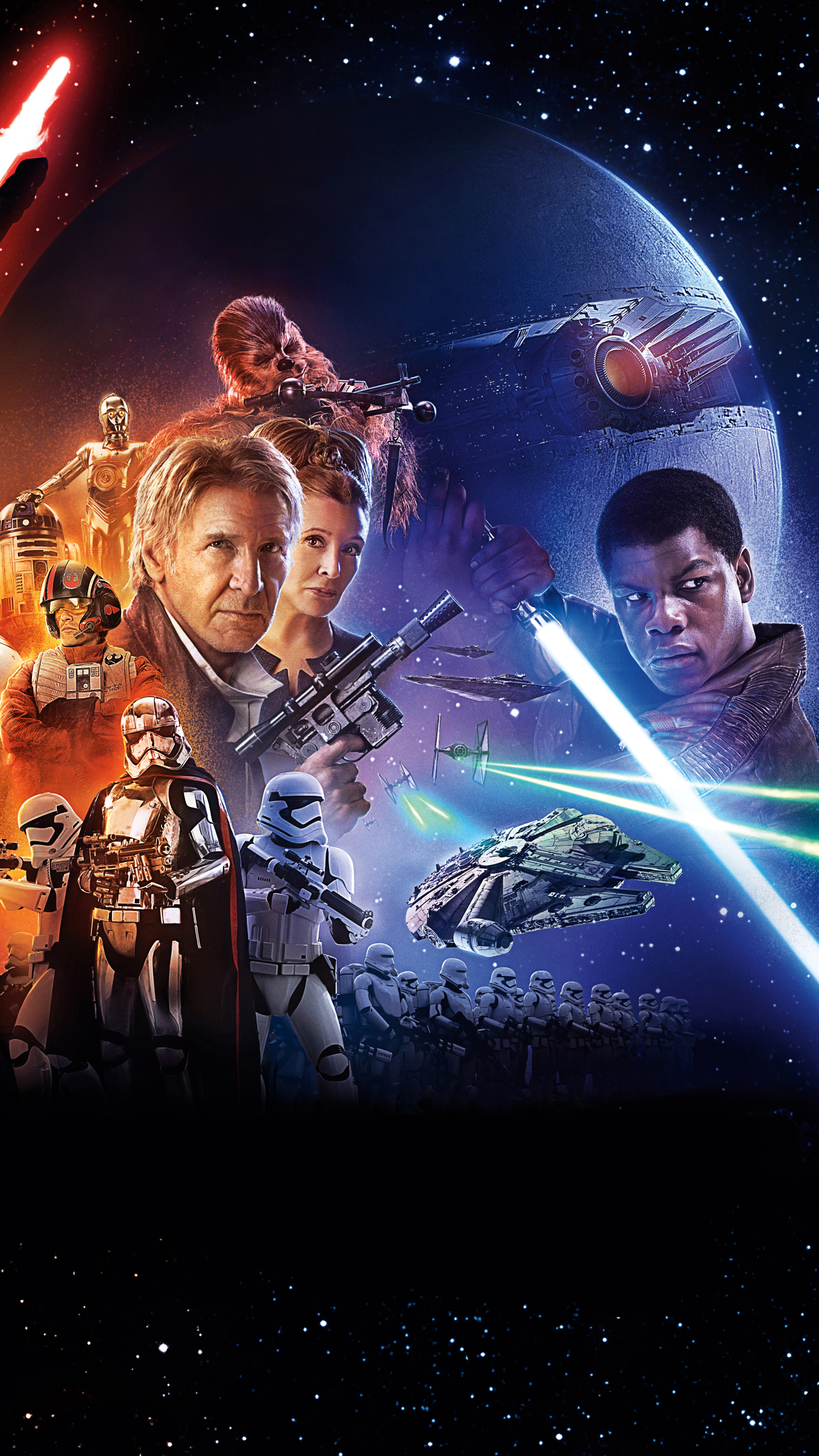 iphone 6 - movie/star wars episode vii: the force awakens