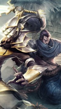 9 Master Yi Nokia Lumia 535 540x960 Wallpapers