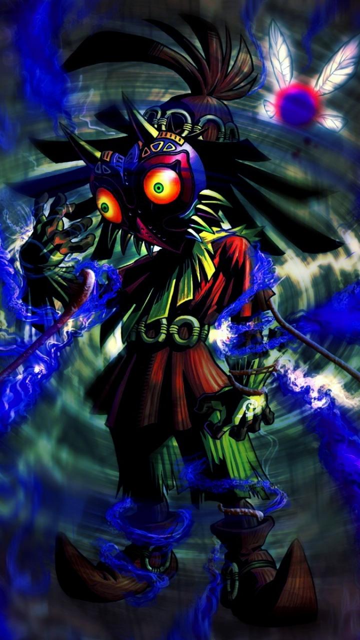Video Game The Legend Of Zelda Majora S Mask 720x1280 Wallpaper