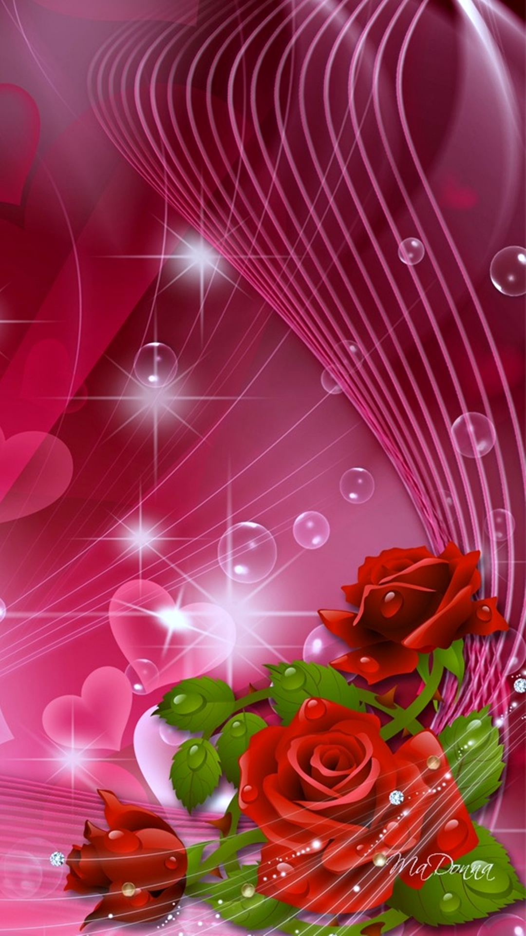 romantic wallpapers for mobile