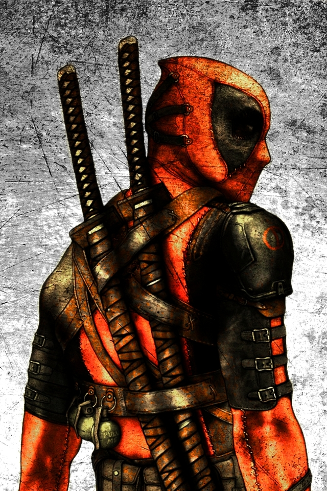 Deadpool Wallpapers For Iphone 4 Labzada Wallpaper