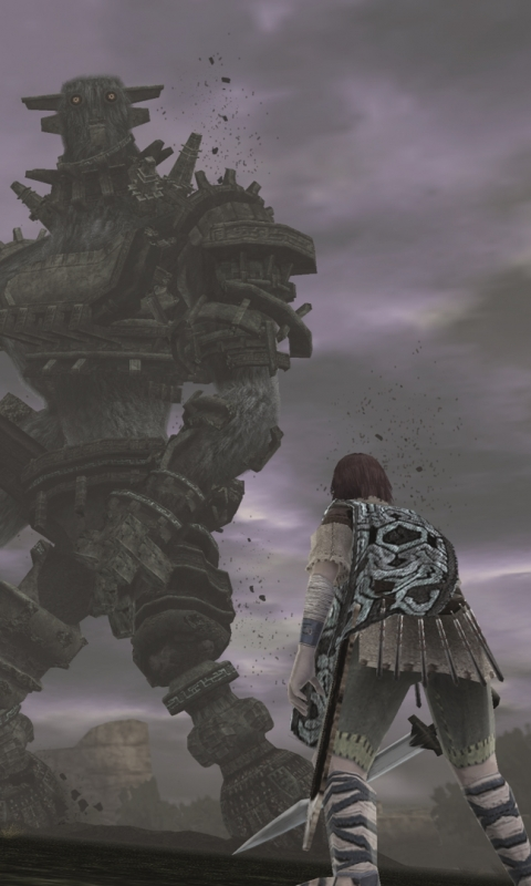Video game shadow of the colossus 480x800 wallpaper id - Shadow of the colossus iphone wallpaper ...
