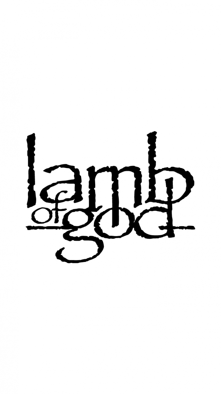 Music Lamb Of God 750x1334 Wallpaper Id 608737 Mobile Abyss