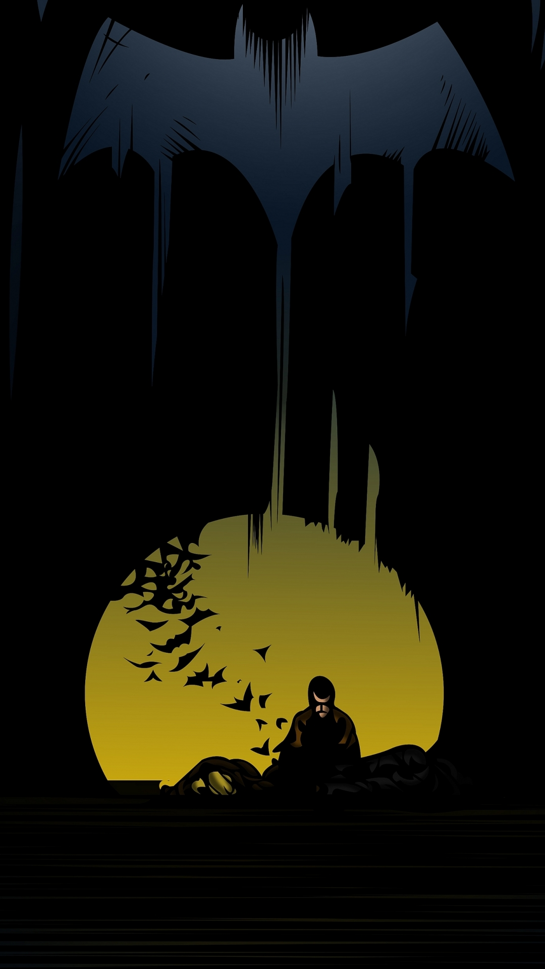 Batman comic iphone wallpaper