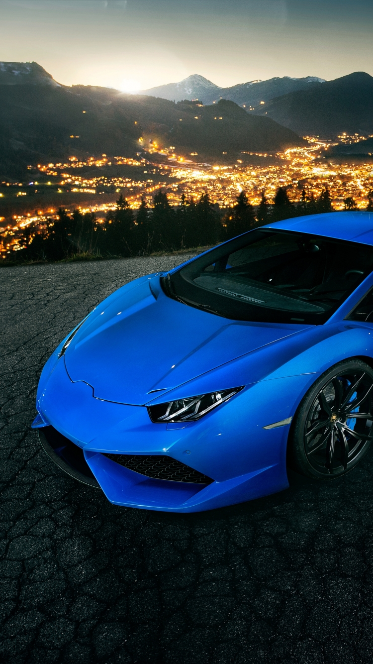 Iphone 6 Vehicles Lamborghini Huracan Wallpaper Id 610304