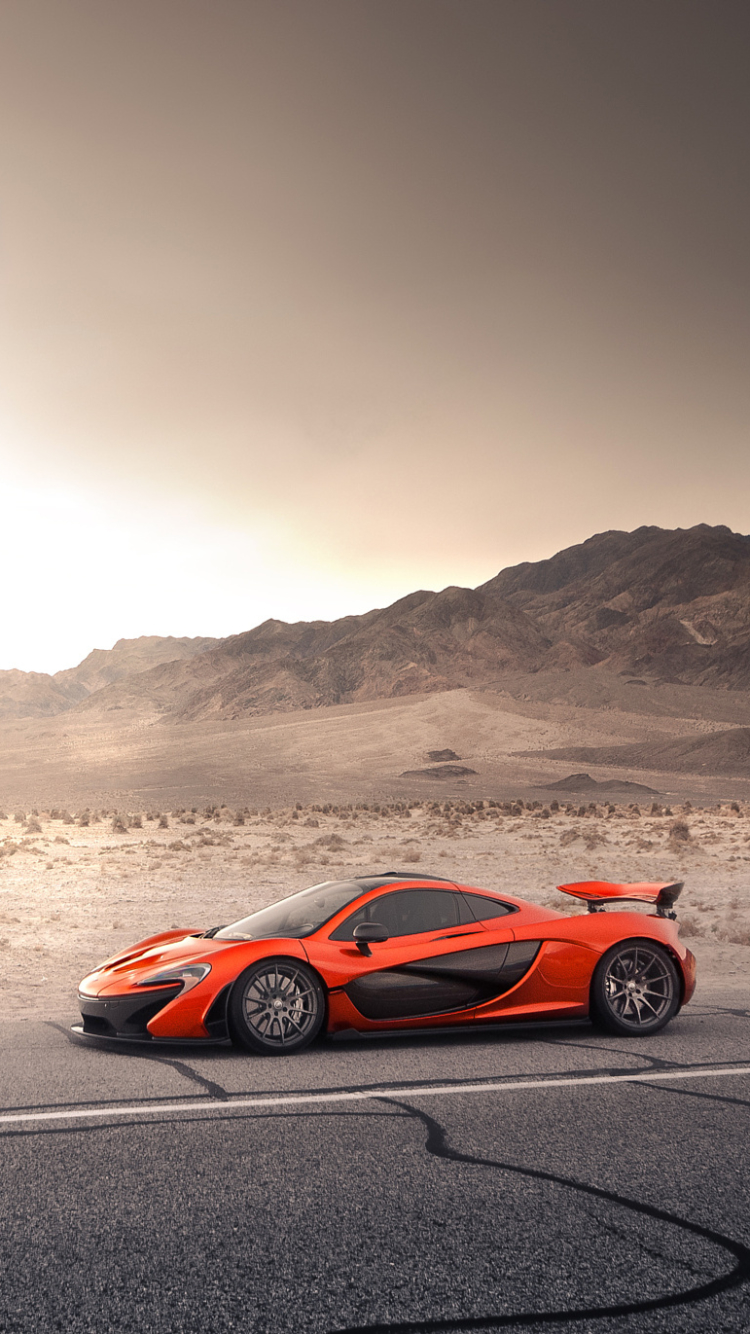 Iphone Vehicles Mclaren Wallpaper Id