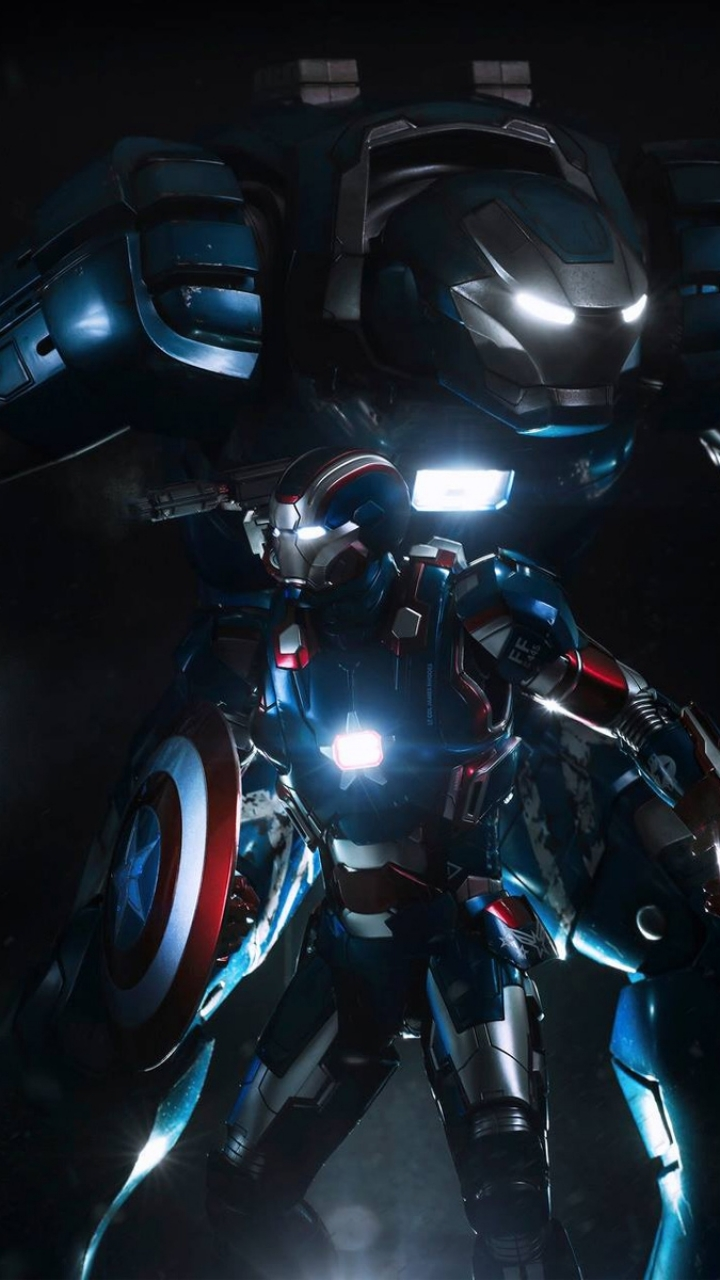 Movie Iron Man 3 720x1280 Mobile Wallpaper