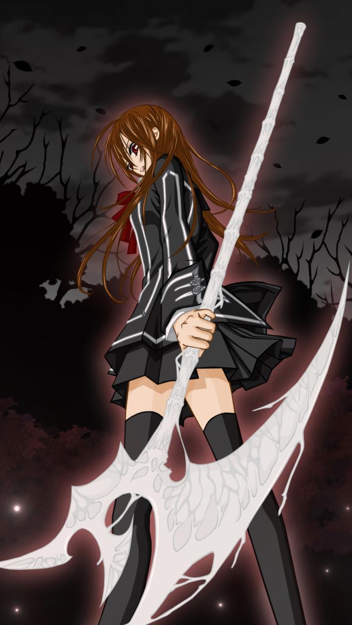 Anime Vampire Knight X Mobile Wallpaper