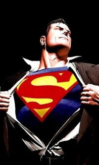 128 Superman 480x800 Wallpapers